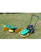 Mowers - Tractors - Wood Chippers